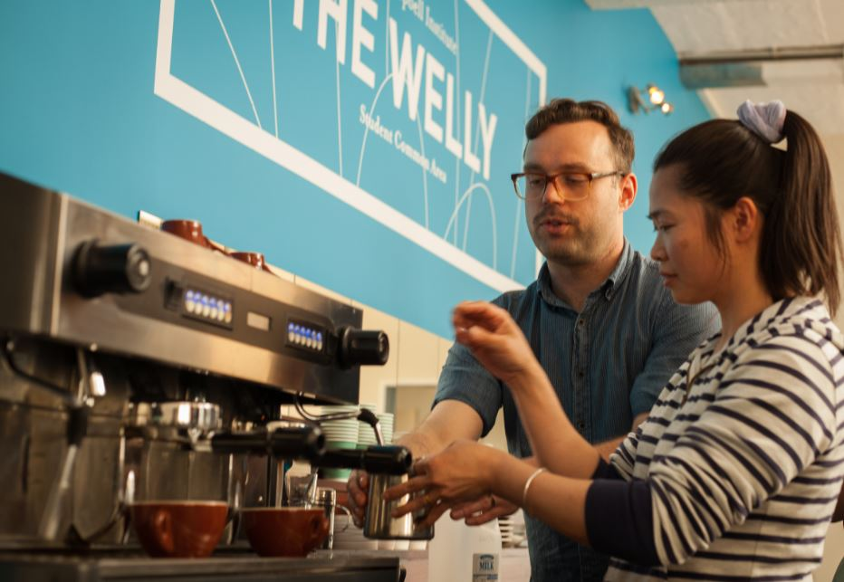 The Campbell Institute New Zealand | Barista Training
