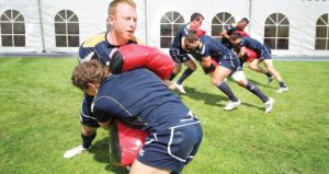 General English + Rugby