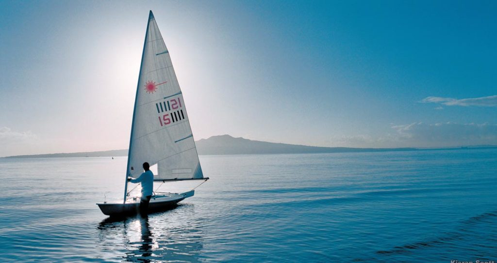 English + Sailing